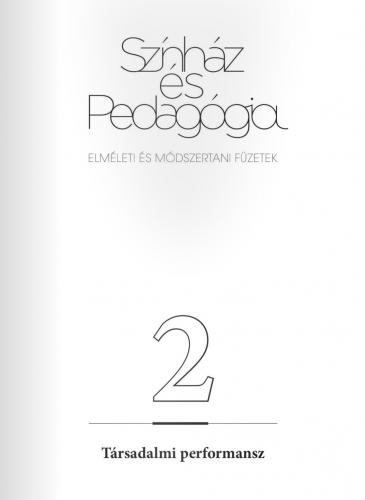 Színház és Pedagógia II.